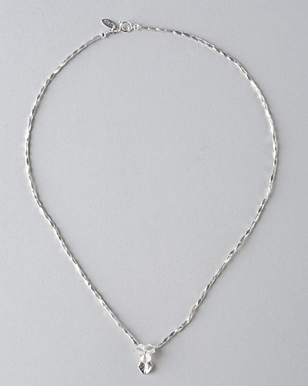 Wouters & Hendrix / Mother of Pearl Floral Necklace