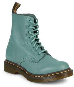 Dr. Martens Pascal Leather Lace-Up Boots