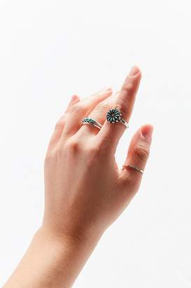Urban Outfitters Southwestern Ring Set