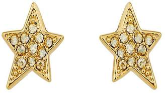 Karl Lagerfeld Paris Star Stud Earrings