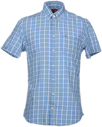 Sun 68 Short sleeve shirts - Item 38331172OU