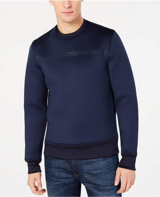 Michael Kors Men's Neoprene Logo Sweatshirt