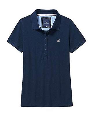 Crew Clothing Women's Classic Polo Shirt,8