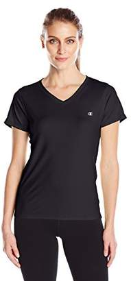 Champion Women's Vapor Select Tee with Freshiq $11.46 thestylecure.com