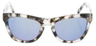 Westward Leaning Westward\\Leaning Tortoiseshell Acetate Sunglasses