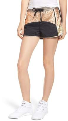 Pam & Gela Colorblock Shorts