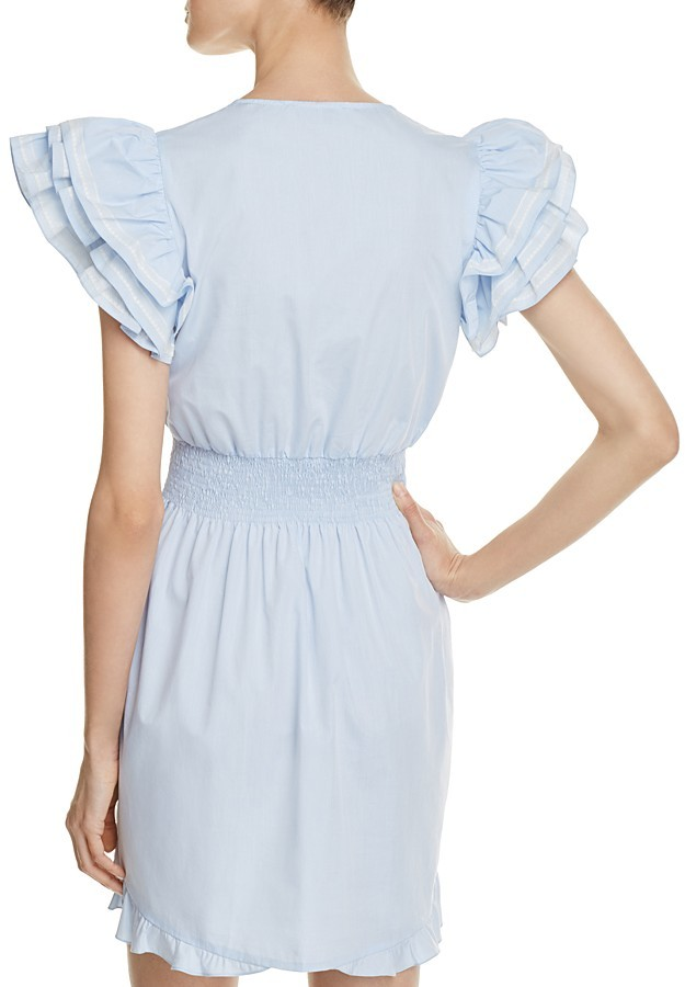 Sandro Camia Ruffle Dress - 100% Exclusive 2