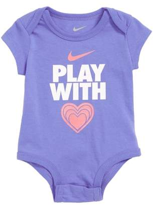 Nike Play with Heart Bodysuit