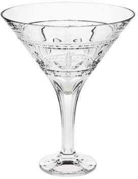 Godinger Tall Oversized Martini Glass Serving Centerpiece Bowl