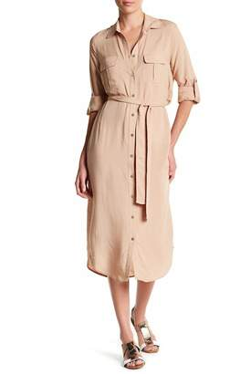 Melissa Odabash Maryanne Shirt Dress