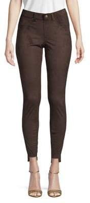 Hue Textured Pull-On Leggings
