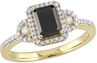 Rina Limor Fine Jewelry Women's 10K White Gold, Gemstone & Diamond Ring