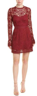Talulah Roseate Sheath Dress