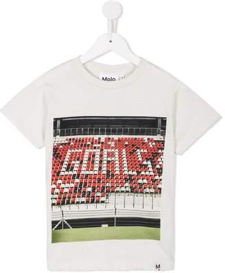Molo Goals print T-shirt
