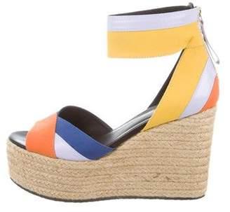Pierre Hardy Platform Wedge Sandals