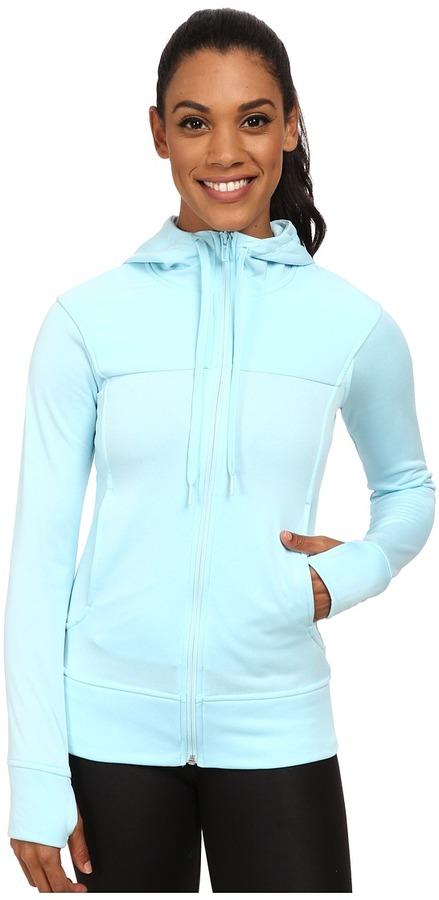 adidas Go-To Fleece Full Zip Hoodie