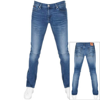 Tommy Jeans Original Slim Scanton Jeans Blue