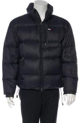 Ralph Lauren RLX by Quilted Down Jacket