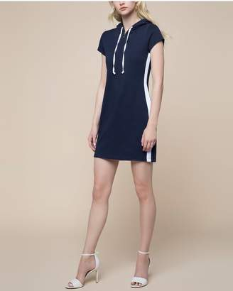 Juicy Couture French Terry Hooded Dress