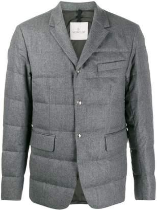 Moncler padded blazer