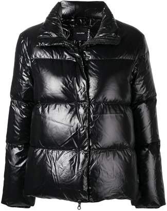 Duvetica funnel neck puffer jacket