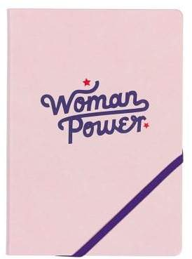 Yes Studios Woman Power Notebook