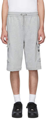Burberry Grey Ailford Shorts