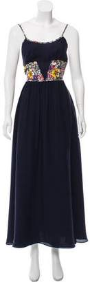Band Of Outsiders Silk Maxi Dress