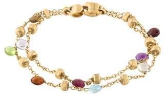 Marco Bicego 18K Multistone Paradise Bracelet