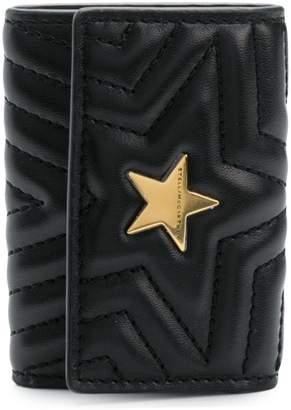 Stella McCartney Stella Star key wallet