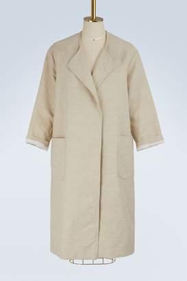 at 24 Sèvres Forte Forte Forte_forte Mid-length coat