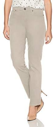 Bandolino Women's Petite Mandie Signature Fit 5 Pocket Jean