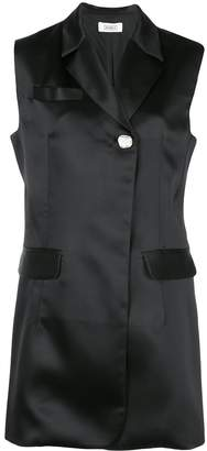 Nomia straight-fit blazer vest