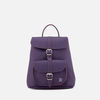 Grafea Women's Plum Baby Backpack - Purple