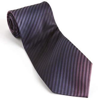Kenneth Cole Reaction Silk Stripe Tie