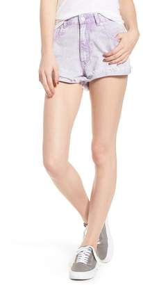 UNIONBAY UNION BAY Devo Acid Wash Denim Shorts