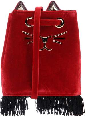 Charlotte Olympia Cross-body bags - Item 45405923CH