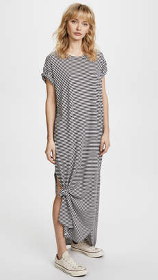 The Great The Knotted Tee Dress