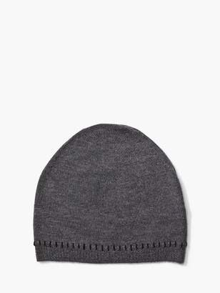 John Varvatos Whip Stitch Beanie