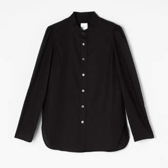 Heliopole (エリオポール) - HELIOPOLE raspail ショルダータックシャツ