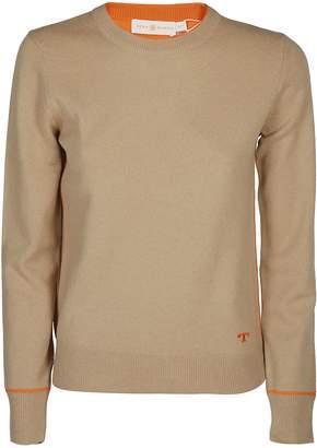 Tory Burch Round Neck Sweatshirt