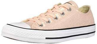 Converse Unisex Chuck Taylor All Star Shimmer Canvas Low Top Sneaker