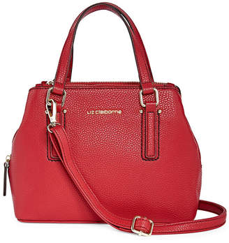 Free Shipping 99 At Jcpenney Liz Claiborne Charlotte Mini Satchel