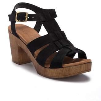 Eric Michael Lucy Block Heel Sandal