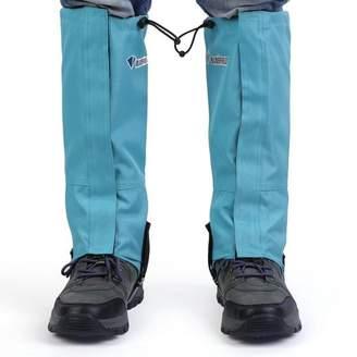 AR+ AR 1 Pair Bluefiled Waterproof Outdoor Hiking Climbing Hunting Snow Legging Gaiters