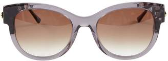 Thierry Lasry Grey Plastic Sunglasses