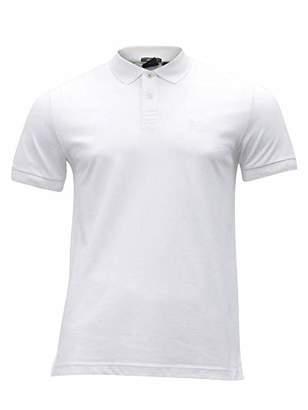 bfdf28df HUGO BOSS BOSS Men's Regular Fit Short Sleeve Cotton Polo