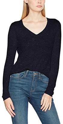Only Women's Onlfaye V-Neck L/s Pullover KNT Jumper,(Manufacturer Size: Medium)