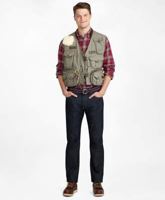 Brooks Brothers Filson Fly Fishing Vest
