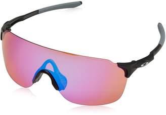 Oakley Men's Evzero Stride Non-Polarized Iridium Rectangular Sunglasses